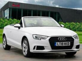 image for 2018 Audi A3 Cabriolet Sport 1.5 TFSI cylinder on demand  150 PS S tronic Semi A
