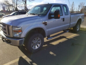 2008 Ford F350 XLT only 110 km