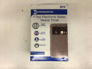 TimeClock / Minuterie INTERMATIC EH10 Electronic Timer