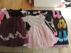 déguisements pour jouer a la princesse( 3 photos)