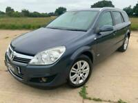 2008 vauxhall astra 1.8 design estate automatic - full service history