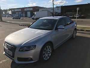 2012 Audi A4 2.0T Tiptronic Quattro - Low Mileage - Like NEW!
