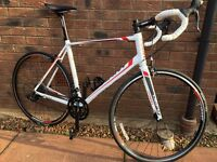 Giant Defy 3 road bike as new size L - possibly swap for good Mountain Bike