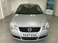 2008 VW Polo 1.4 ( 80P ) automatic S - Full Service History - 1 FKeeper - 2 Keys