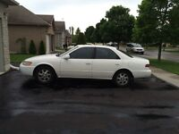 1999 Toyota Camry XLE V6- CERTIFIED AND E TESTED