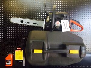Maruyama MCV42 Chainsaw!  Get a free case with purchase!