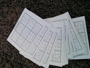 Sudoku boardgame Regina Regina Area image 3