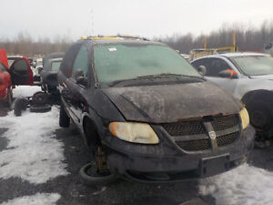 2005 Dodge Grand Caravan Now Available At Kenny U-Pull Cornwall