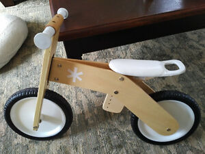 Toddler glider bike - brand new