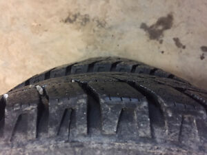 Hankook i*pike Rc01 185/65R14 86T winter tires