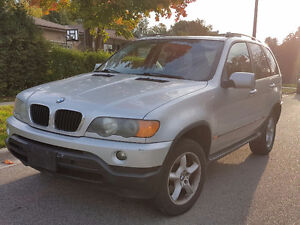 2003 BMW X5 GREAT CONDITION SUV, Crossover