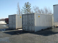 Brand New 20' Sea Containers for sale