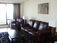 2 bedroom furnished short term w/incredible view begining Oct 01