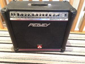 Peavey-Guitar Amp bandit-112-Transtube MADE IN USA