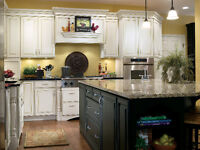 Sale custom kitchen cabinets , vanity ,closets made in Canada