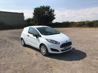 Ford Fiesta 1.5 Tdci Van DIESEL MANUAL WHITE (2013)