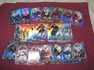 Over 200 different McDonald's hockey cards, incl. 2 full sets*