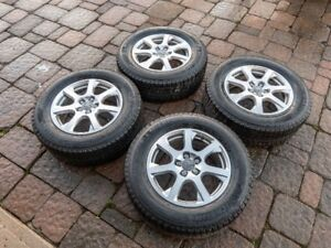 AUDI Q5 tires and rims for sale