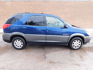 2003 Buick Rendezvous CX SUV, CERTIFIED AND ETESTED