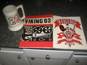 Northern High School Memorabilia