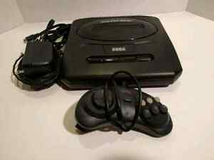 Sega genesis console tested and working London Ontario image 1