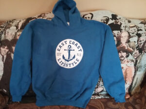 East Coast Lifestyles hoodie, size XL youth, excellent condition