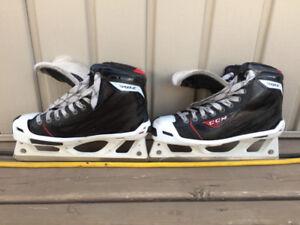 CCM RBZ80 Goalie Skates. Size 7