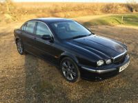 Jaguar X-TYPE 2.5 V6 auto SE 77k 4 WHEEL DRIVE