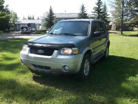 2007 Ford Escape XLT REDUCED, SUV, Crossover