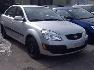 2008 Kia Rio, Certified, E tested , $2500.00