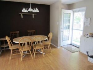 A single house located in east regina for rent