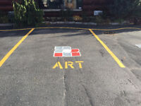 Parking Lot Sealing, Protection, and Maintenance
