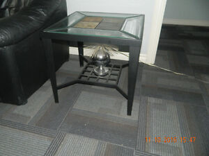 GLASS AND CERAMIC TILE COFFEE AND END TABLES Peterborough Peterborough Area image 4