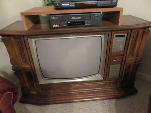 Estate Sale - Two CRT TVs - PRICE REDUCED