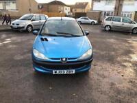 Peugeot 206 1.1 2002MY Look -