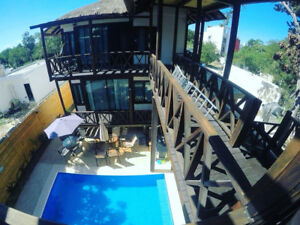 Beautiful Eco Friendly Villas in Tulum Mexico