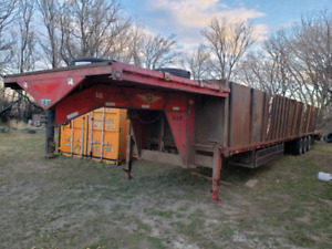 50 foot gooseneck trailer