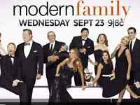 A Day on the Set of Modern Family in Hollywood