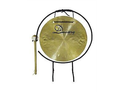 Dimavery Gong 25 cm mit Ständer / Klöppel