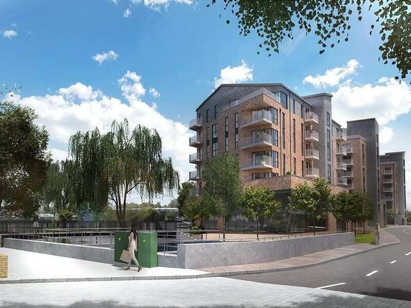 $BRAND NEW 2 BED 2 BATH FLAT TO RENT IN LANGLEY SQUARE ...