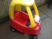Childs car