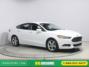 2016 Ford Fusion SE A/C GR ELECT MAGS BLUETOOTH