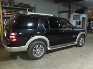 2007 FORD EXPLORER EDDY BAUER EDITION 4.6L VCT FULL EQUIP