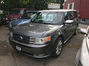 2009 Ford Flex Limited Sedan
