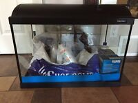 Large Fish Tank with supplies!!!