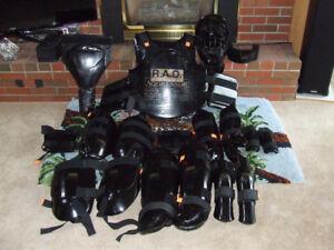 Combatives training gear