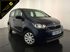 2014 SKODA CITIGO SE 12V 1 OWNER FINANCE PART EXCHANGE WELCOME