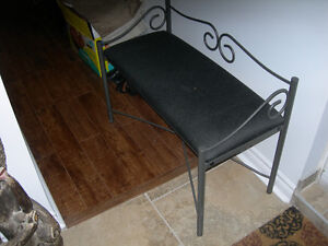 Accent Bench for use in bedroom or entrance of home
