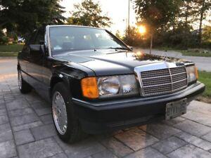 1991 Mercedes 190E 2.6