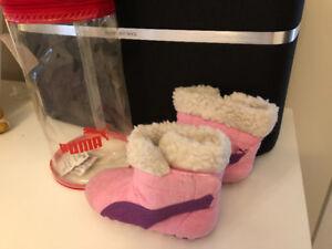 Puma baby boots